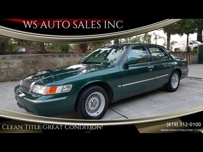 used 2001 mercury grand marquis for sale in carlsbad ca autotrader autotrader