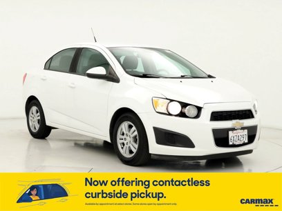 Used 2012 Chevrolet Sonic LS Sedan - 569280982