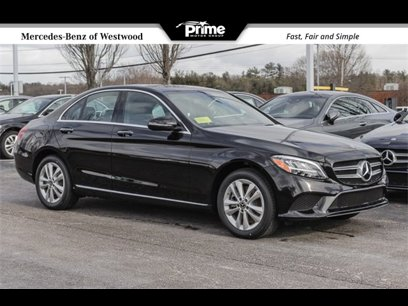 Mercedes Benz Of Westwood >> New 2019 Mercedes Benz C 300 4matic Sedan For Sale In