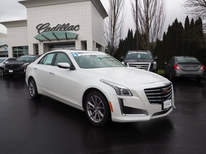 Certified 2019 Cadillac CTS Luxury AWD Sedan - 539983043
