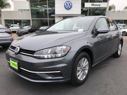 New 2019 Volkswagen Golf S - 531633374