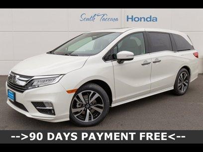 New 2020 Honda Odyssey Elite - 547913814