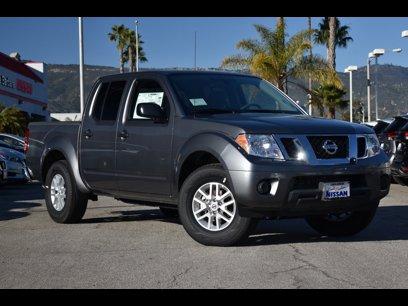 New 2019 Nissan Frontier SV - 529531369