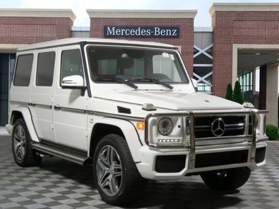 Used 2014 Mercedes-Benz G 63 AMG 4MATIC - 543092824