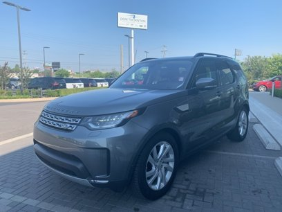 Certified 2018 Land Rover Discovery HSE - 527309255