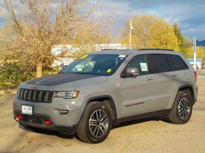 Jeep Grand Cherokee Trailhawk For Sale
