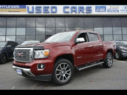 Used 2019 GMC Canyon 4x4 Crew Cab Denali - 570099759