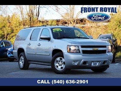 Used 2013 Chevrolet Suburban LT - 565455517