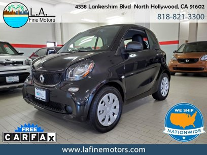 Used 2016 smart fortwo Coupe - 555795935