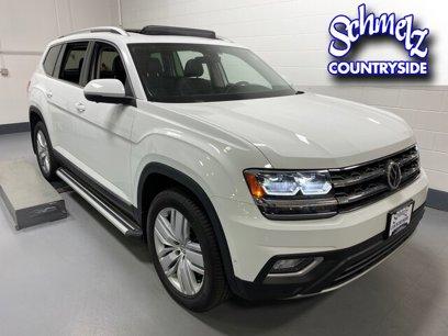 New 2019 Volkswagen Atlas 4Motion SEL Premium V6 - 512466929