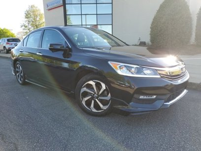 Used 2016 Honda Accord EX-L Sedan - 549399940