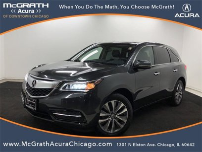 Certified 2014 Acura MDX SH-AWD w/ Technology Package - 539523859