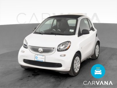 Used 2017 smart fortwo Coupe - 568411177