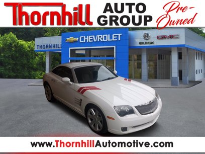 Used 2004 Chrysler Crossfire Coupe - 566528970