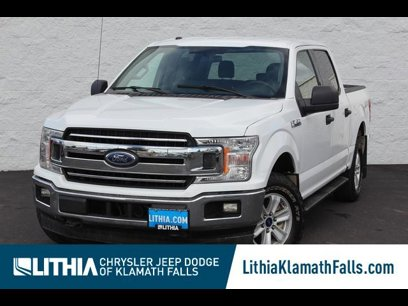 Used 2018 Ford F150 4x4 SuperCrew XLT - 562395652