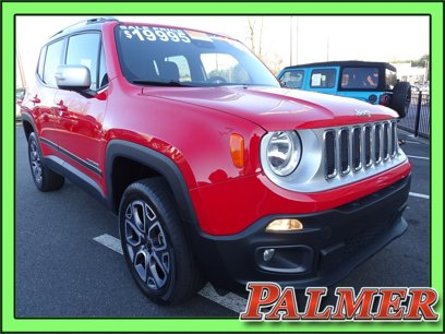 Certified 2015 Jeep Renegade 4WD Limited - 541115704