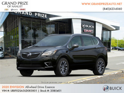 New 2020 Buick Envision AWD Essence - 536955346