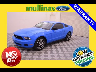 Used 2012 Ford Mustang Coupe - 543879220
