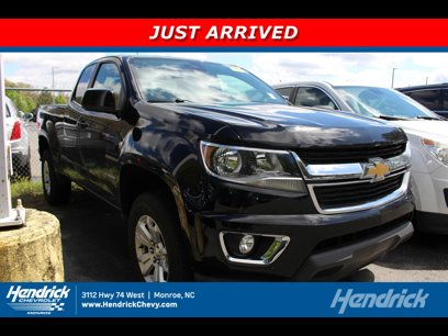 Certified 2018 Chevrolet Colorado 2WD Extended Cab LT - 548612083