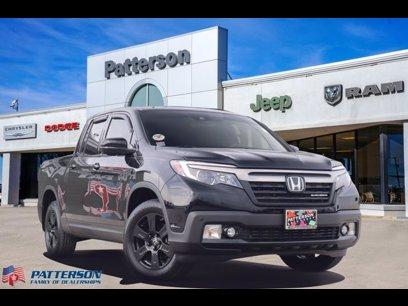 Used 2018 Honda Ridgeline AWD Black Edition - 567933062