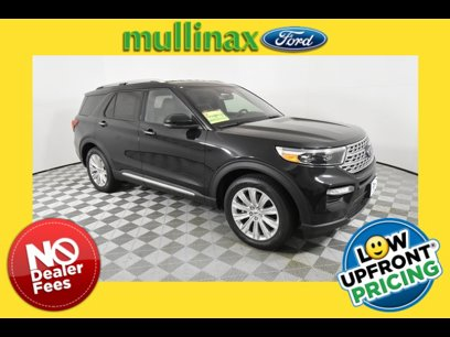 New 2020 Ford Explorer 2WD Limited - 523092196