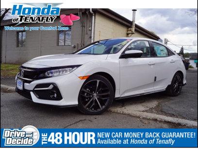 New 2020 Honda Civic Sport Touring Hatchback - 532640010