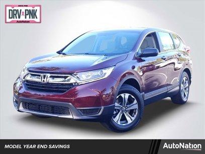 New 2019 Honda CR-V FWD LX - 536294012