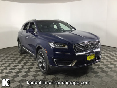New 2020 Lincoln Nautilus AWD Reserve - 558581619