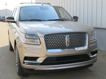 New 2019 Lincoln Navigator 4WD Reserve - 526306350