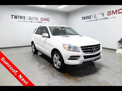 Used 2014 Mercedes-Benz ML 350 4MATIC - 569738385