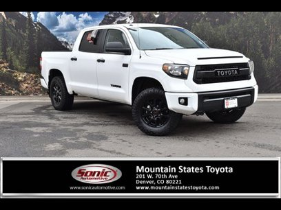 Certified 2017 Toyota Tundra TRD Pro - 547462592