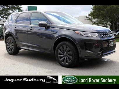 Used 2020 Land Rover Discovery Sport SE R-Dynamic - 547957801