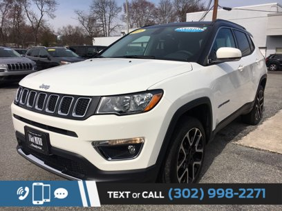 Certified 2018 Jeep Compass 4WD Limited - 547252895