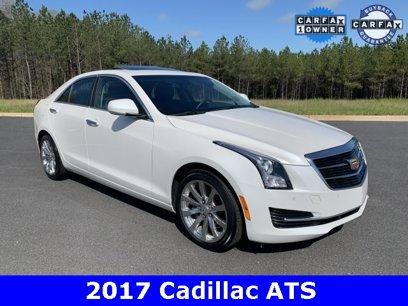 Used 2017 Cadillac ATS 2.0T Luxury Sedan - 547380075