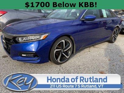 Used 2018 Honda Accord 1.5T Sport - 532959785