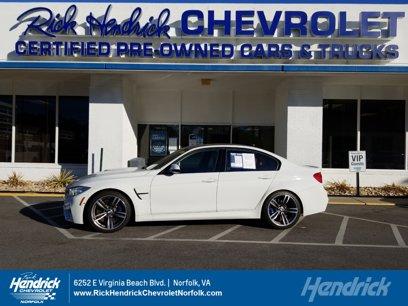 Used 2017 BMW M3 Sedan - 569603389