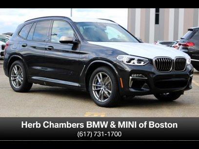 New 2020 BMW X3 M40i w/ Premium Package - 541263839