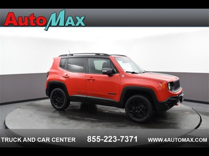 Used 2018 Jeep Renegade 4WD Trailhawk - 543392460