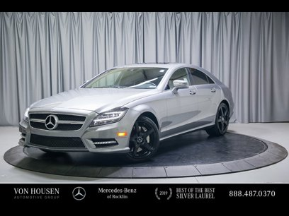 Used 2014 Mercedes-Benz CLS 550 - 566734196
