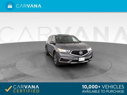 Used 2017 Acura MDX FWD - 548801923