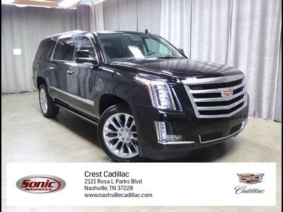New 2020 Cadillac Escalade ESV 4WD Premium Luxury - 531770165
