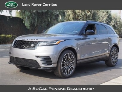 New 2020 Land Rover Range Rover Velar R-Dynamic HSE - 533470340