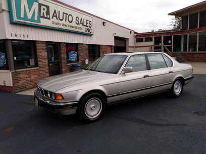 Used 1989 BMW 750iL - 586489739