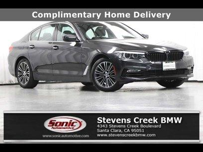 Certified 2018 BMW 540i - 566043802
