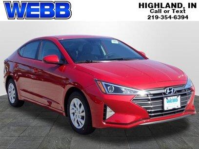 New 2020 Hyundai Elantra SE Sedan - 518907720