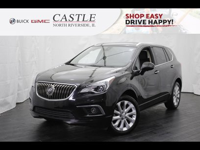 Certified 2017 Buick Envision AWD Premium - 536893825