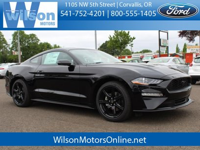 New 2019 Ford Mustang Coupe - 512484670