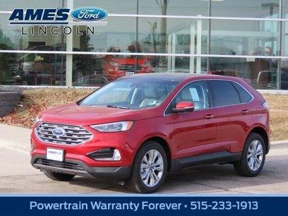 New 2020 Ford Edge FWD Titanium - 538671641