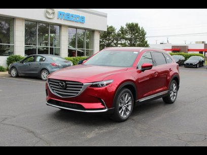 New 2019 MAZDA CX-9 AWD Grand Touring - 518357363