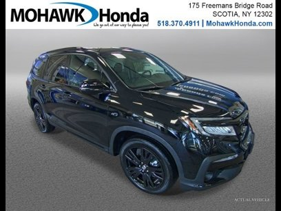 New 2020 Honda Pilot 4WD Black Edition - 532965410
